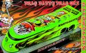 KUSTOMCITY� 19TH ISSUE EVO GT DRAG BUS - FLORESCENT GREEN