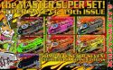 KUSTOMCITY� 19TH ISSUE EVO GT DRAG BUS - MASTER SUPER SET COMPLETE COLLECTION!