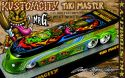 KUSTOMCITY® EVO GT DRAG BUS - TIKI MASTERS - LIME-JADE/BLACK