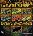 KUSTOMCITY® 16TH ISSUE MASTER SUPER SET COLLECTION