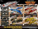 KUSTOMCITY� 22ND ISSUE EVO SURFWAGEN MASTER SET