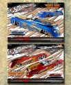 22ND ISSUE WOODEN TRIBAL SURFWAGEN 2 PACK SALE